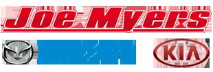 Joe Myers Mazda Kia Logo