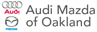 'Audi Mazda of Oakland Logo' from the web at 'https://datastore.autopublishers.net/CustomerImages/130/44c417b1-e283-41e0-82d0-8e8774538076.png'