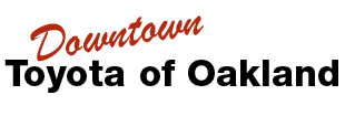Downtown Toyota of Oakland Logo