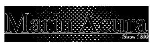 Marin Acura Logo