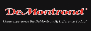 DeMontrond® Auto Country Logo