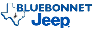 Bluebonnet Motors Jeep Logo