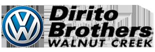 Dirito Bros Walnut Creek Volkswagen Logo