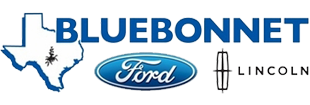 Bluebonnet Motors Ford Logo