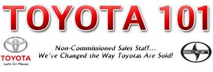 Toyota 101 Logo