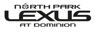 North Park Lexus at Dominion Logo