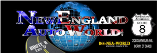 New England Auto World Logo