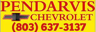 Pendarvis Chevrolet Logo