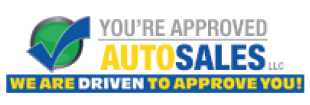 You re Approved Auto Sales Logo