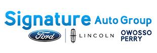 Logo | Signature Lincoln