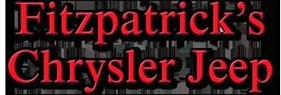 Fitzpatrick's Chrysler Jeep Logo