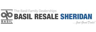 Logo | Basil Resale Sheridan