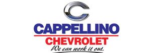 Cappellino Chevrolet Logo