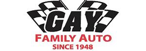 Gay Family KIA Logo
