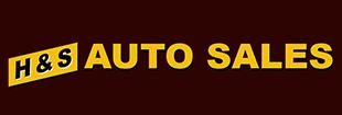 H + S Auto Sales Logo