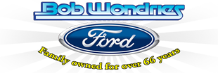 Bob Wondries Ford Logo