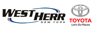 West Herr Toyota of Orchard Park Logo