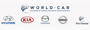 World Car Mazda New Braunfels Logo