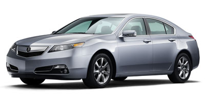 2013 Acura TL Technology Package Sedan