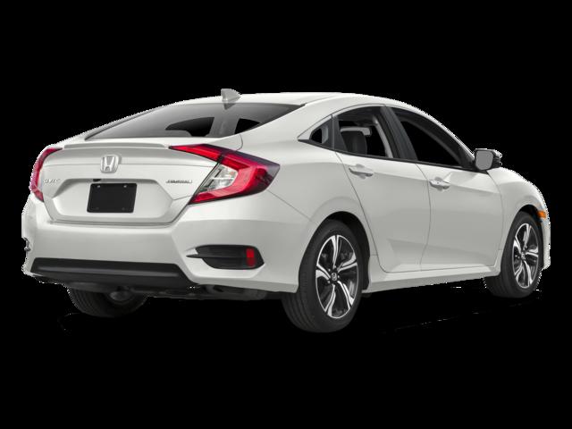 2016 Honda Civic 4dr CVT Touring Sedan