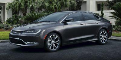 2016 Chrysler 200 C 4DR