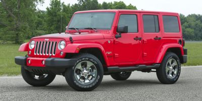 Used 2017 Jeep Wrangler Unlimited