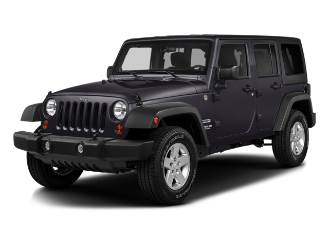 Used 2016 Jeep Wrangler Unlimited