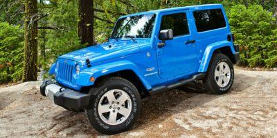 2016 Jeep Wrangler Sport Wagon