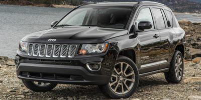2016 Jeep Compass Latitude SUV