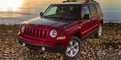 2016 Jeep Patriot High Altitude Edition Wagon