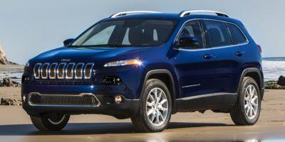 2016 Jeep Cherokee High Altitude Wagon