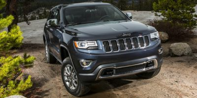 2016 Jeep Grand Cherokee High Altitude Wagon