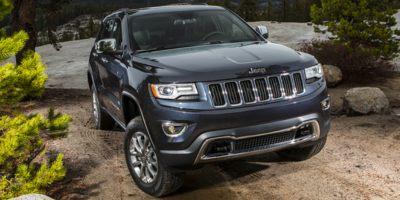 2017 Jeep Grand Cherokee Overland Wagon