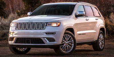 2017 Jeep Grand Cherokee Summit Wagon