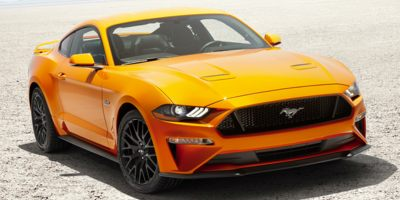New 2020 Ford Mustang