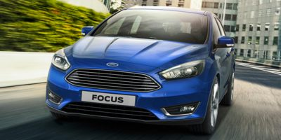 2016 Ford Focus SE 4D Hatchback