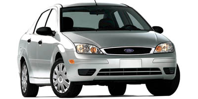 Used 2005 Ford Focus