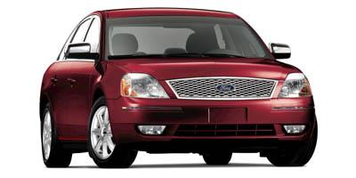 2007 Ford Five Hundred LIMI Sedan