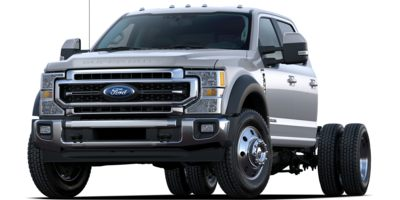 New 2021 Ford F-Super Duty Chassis Cab