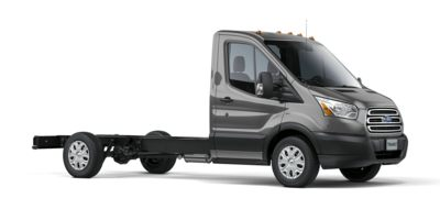 New 2019 Ford Transit Chassis