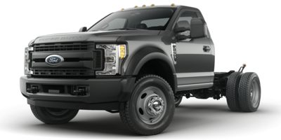 Used 2017 Ford F450 Super Duty Regular Cab & Chassis