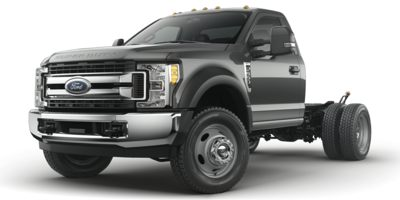 2019 Ford F-Super Duty Chassis Cab