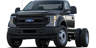 New 2020 Ford F-Super Duty Chassis Cab