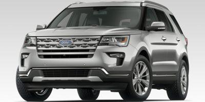 New 2018 Ford Explorer