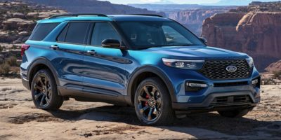New 2020 Ford Explorer