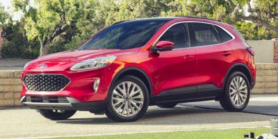 New 2020 Ford Escape