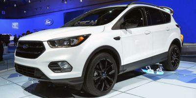 New 2018 Ford Escape
