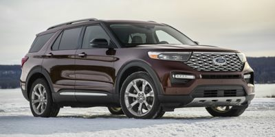New 2021 Ford Explorer