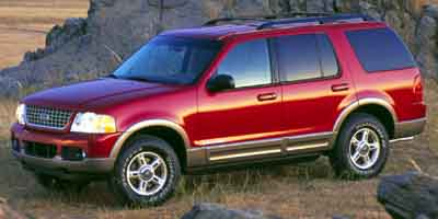 Used 2002 Ford Explorer