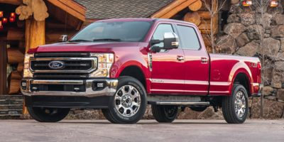 New 2021 Ford Super Duty F-250